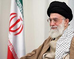 Duchovní vůdce Íránu