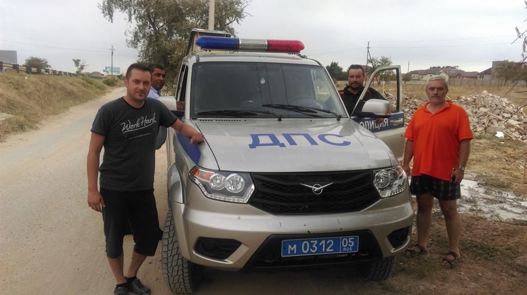 Společná 2015 - Dagestán